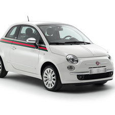 Fiat 500 1.3 Multijet 16v by Gucci