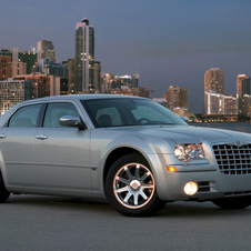 Chrysler 300 LX