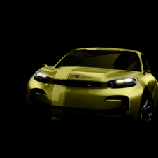 The CUB shows Kia's concept for a next generation compact crossover, maybe a next-gen SOul