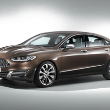 Ford's Vignale is based on the Mondeo