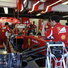Ferrari took 5th and 10th at the Canadian Grand Prix