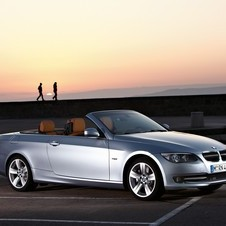 BMW 325i Cabriolet M Sport Edition AT