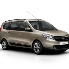 Dacia to Add Lodgy MPV to Lineup at Geneva Motor Show