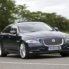Jaguar XJ 3.0D V6 Luxury LWB