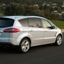 Ford S-Max 2.0TDCi Titanium Business