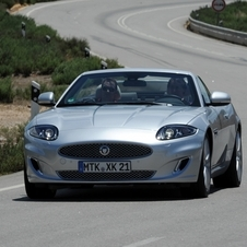 Jaguar XK Convertible 5.0 V8