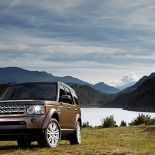 Land Rover Discovery 4 TDV6 2.7 S