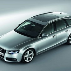 Audi A4 Avant 2.0 TFSI Attraction quattro S tronic