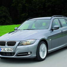 BMW 330d Touring Edition Sport