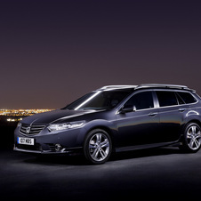 Honda Accord Tourer 2.2 i-DTEC Elegance