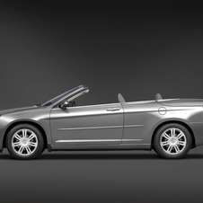 Chrysler Sebring (convertible) Limited