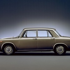 Lancia Flavia Saloon Injection