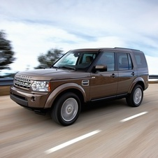 Land Rover Discovery 4 TDV6 3.0 SE