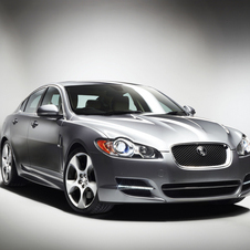 Jaguar XF 3.0D S V6 Luxury