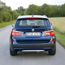 BMW X3 xDrive20i AT
