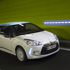 The DS3 is due for replacement in 2016