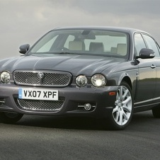 Jaguar XJ8 4.2 V8 Sovereign