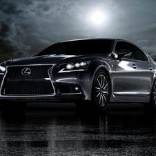 Official Lexus LS Photos Leak Before Today's Debut
