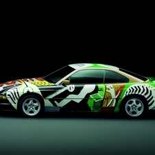 Art Car de Hockney