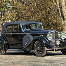 Bentley 4 1/4-Litre All-Weather Tourer by Thrupp & Maberly