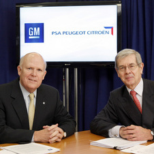 GM and PSA formed a partnership last year and have been working to broaden it since then