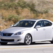 Lexus IS 350 RWD