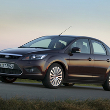 Ford Focus 1.8i Saloon