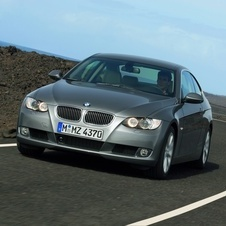 BMW 320d Coupé Automatic