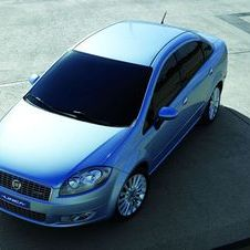 Fiat Linea 1.3 Multijet Emotion 90cv Automatic