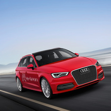 Audi's A3 e-tron plug-in hybrid will be on sale before the end of the year