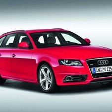 Audi A4 Avant 2.0 TDI Attraction multitronic