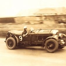 Bentley 4½ Litre 'Blower' Le Mans Tourer