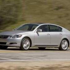 Lexus GS 450h High