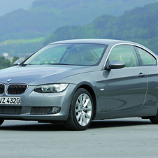 BMW 335i xDrive Coupe (E92)