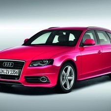 Audi A4 Avant 3.2 FSI Attraction multitronic