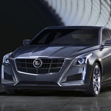 The new CTS goes on sale in the US this fall