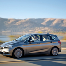 BMW 214d Active Tourer