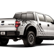Ford F-Series 133-in. WB SuperCab SVT Raptor 4x4