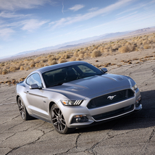 The latest Mustang was revealed last week