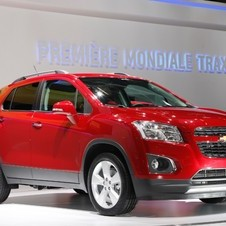 The Trax is Chevrolet's entry into the compact SUV market