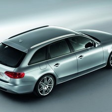 Audi A4 Avant 2.0 TFSI Attraction