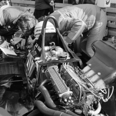 M's earliest engines were for Formula 2