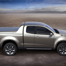 Chevrolet Colorado Show Truck