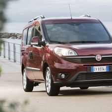 Fiat Dobló Chassis Cabine 1.6 Multijet