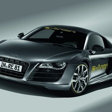 Audi has also experimented with hybrid versions of the R8 but has sold any publicly