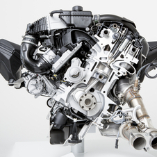 The engine will be a 3.0-liter twin-turbo inline-six engine