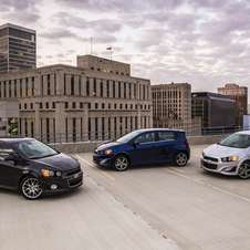 The Chevrolet Sonic is getting two new special editions with the 1.4-liter turbocharged engine
