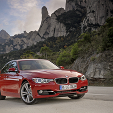 BMW is bucking the trend by having sales being basically unchanged in Europe