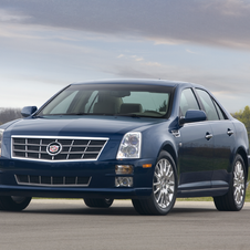 Cadillac STS V6 Luxury