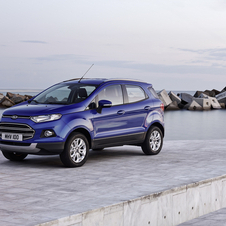 Ford EcoSport 1.5 Ti-VCT